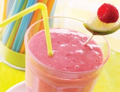 and mint pantry frozen fruit recipe raspberry lime and mint smoothie ...