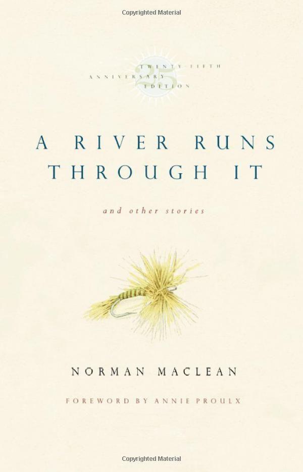 A River Runs Through It Movie Quotes