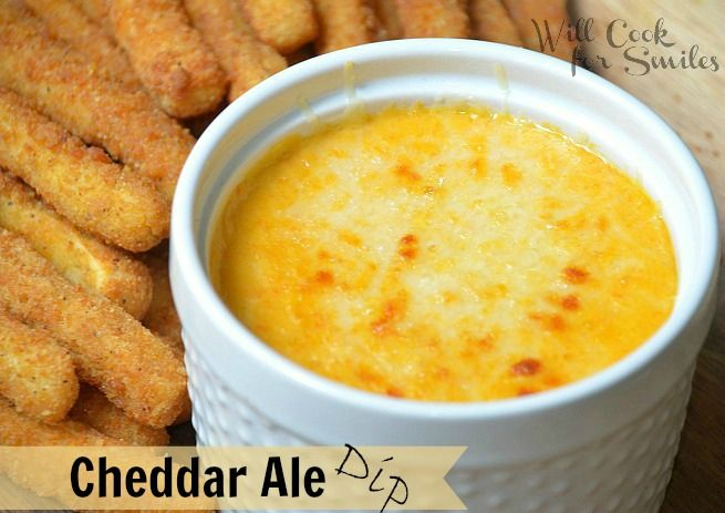 Cheddar-Ale-Dip - use gluten-free beer and serve with low carb dippers ...