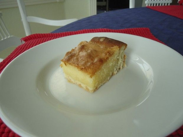 Philadelphia Butter Cake Recipe — Dishmaps