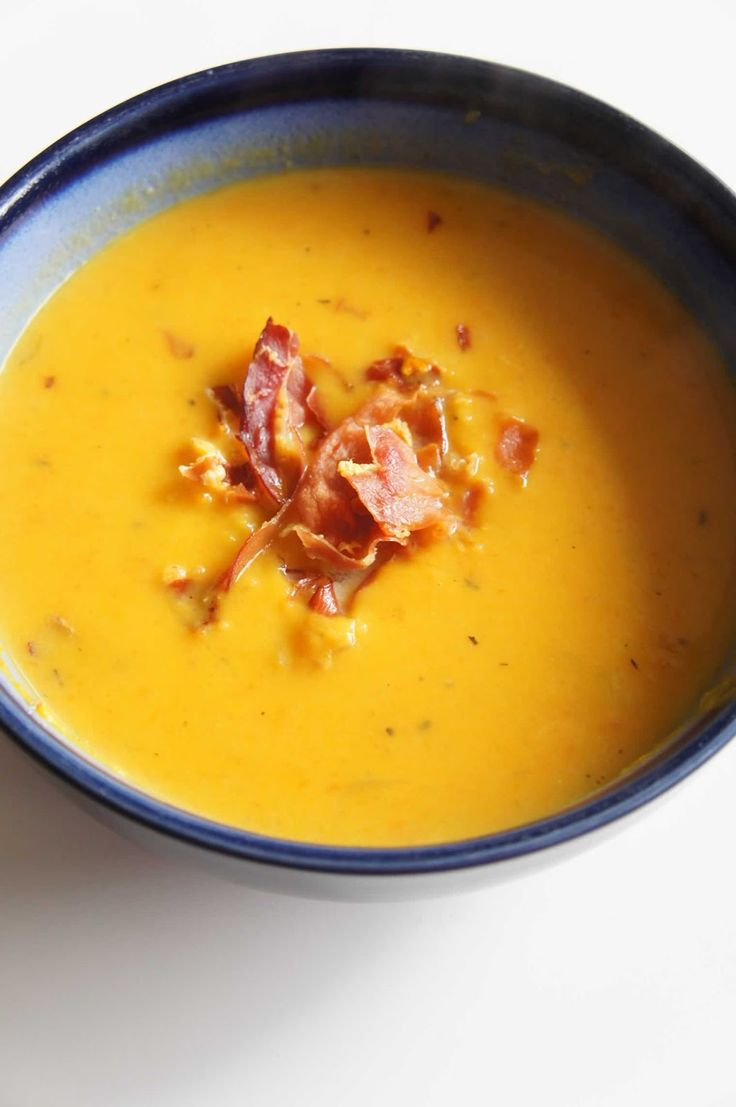 How To Make Butternut Squash Soup | Soups and Chowders | Pinterest