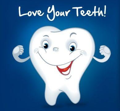 Love your teeth! :)  #dentistry #teeth #smile