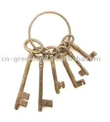 Popular items for antique key on Etsy