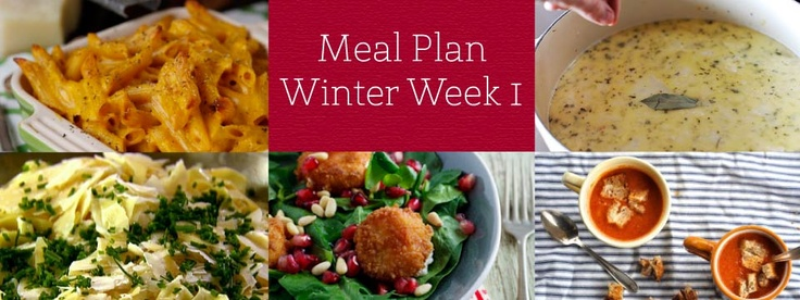 ... Soup & Grilled Cheese Croutons, Pumpkin Macaroni & cheese, Caulif...
