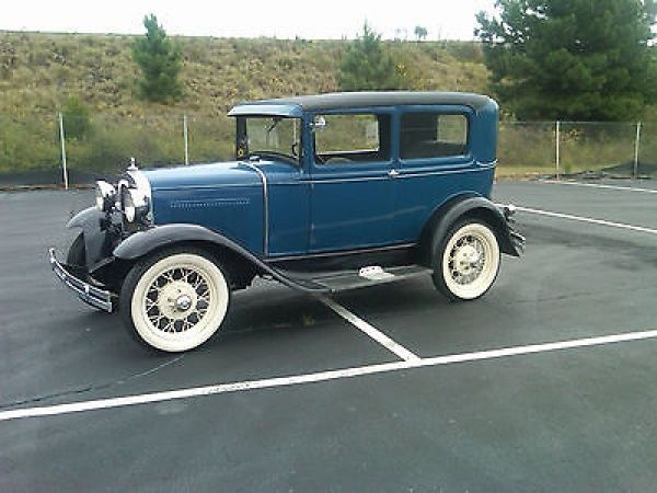 1930 ford model a 2 door tudor sedan cars pinterest for 1930 ford model a two door sedan