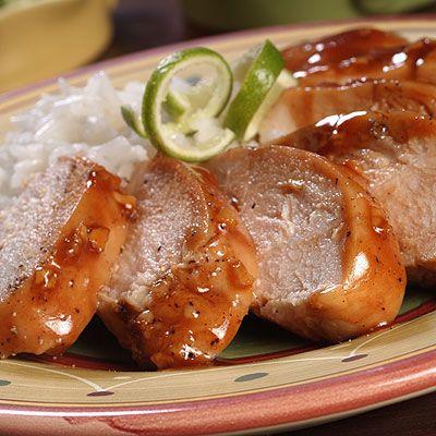 Oven-Glazed Caribbean Chicken | Recipe