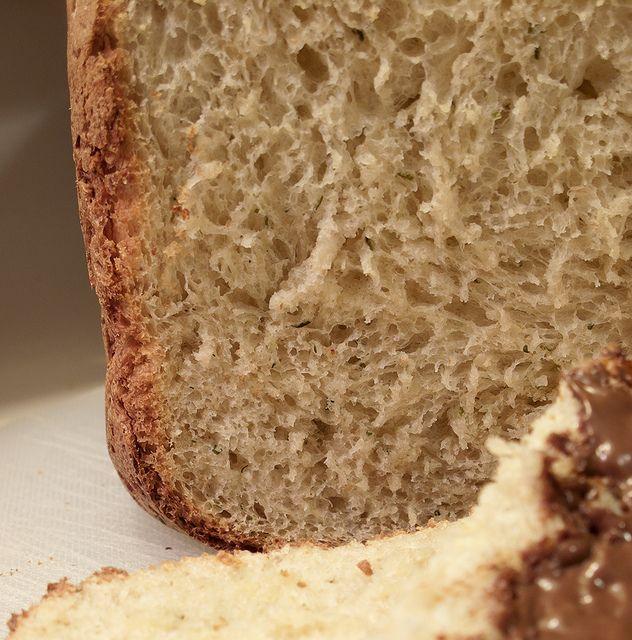 Zucchini Oat Bread. | Breads | Pinterest