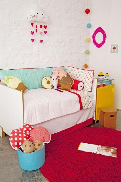 Kit Berço para decorar quarto de bebê15
