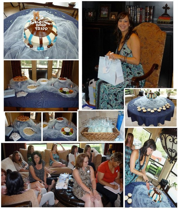 baby boy shower party time pinterest