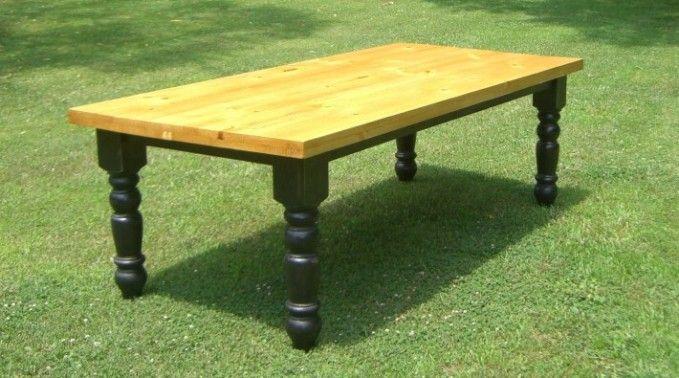 Custom Farm Tables For the Home