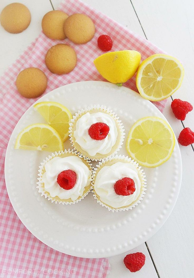Lemon Cheesecake Yogurt Cups Recipes — Dishmaps