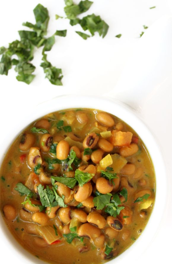 Black-Eyed Pea Curry | Food & Drink | Pinterest