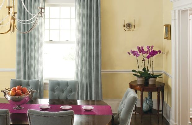 Benjamin Moore Lemon Sorbet Master Bedroom Pinterest