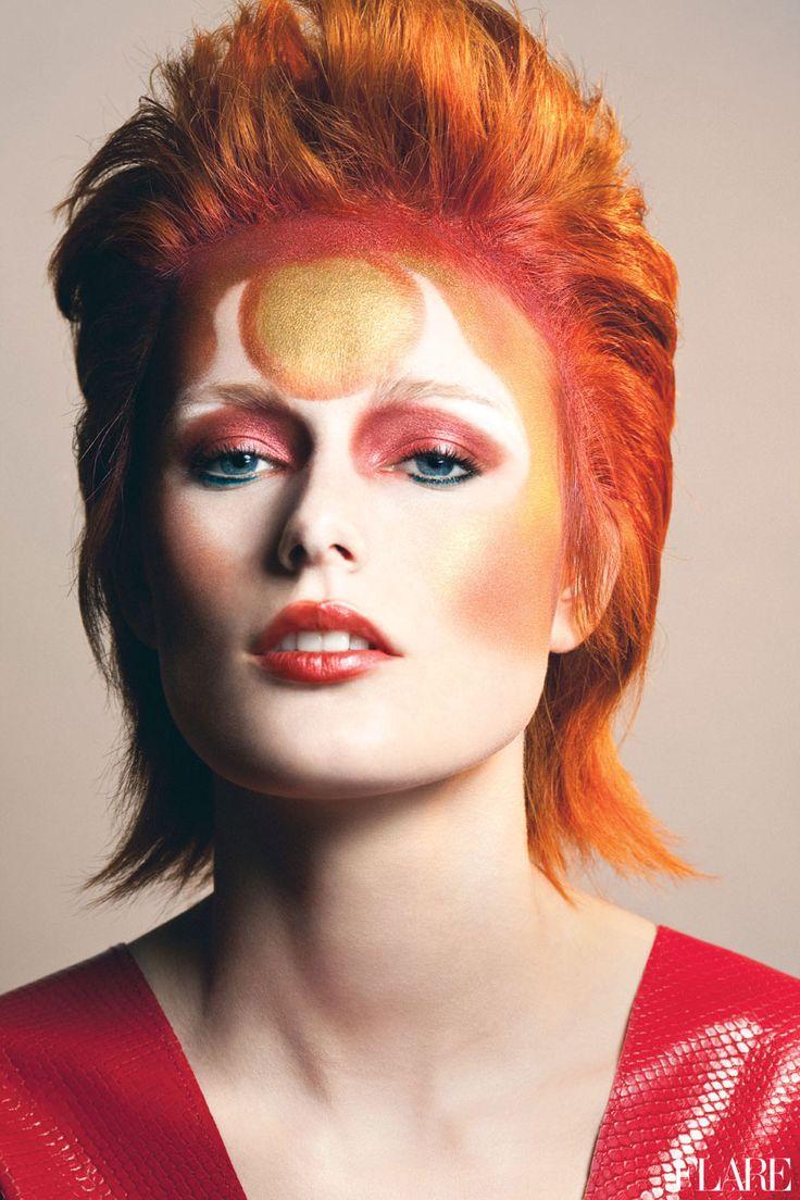 bowie makeup | Inspirações | Pinterest