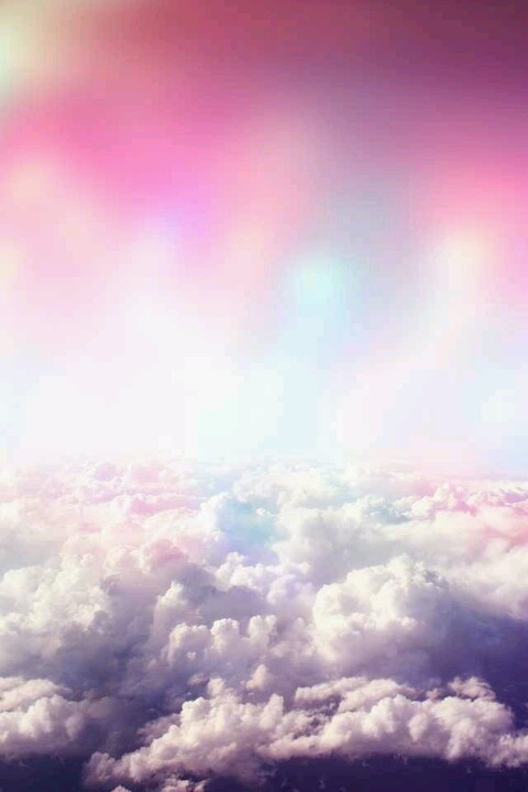 Dreamy clouds | Enchanted Whispers... | Pinterest