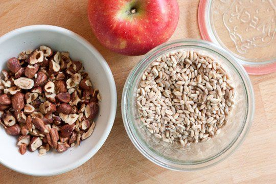 ... Breakfast Bowl With Cranberries And Hazelnuts Recipes — Dishmaps