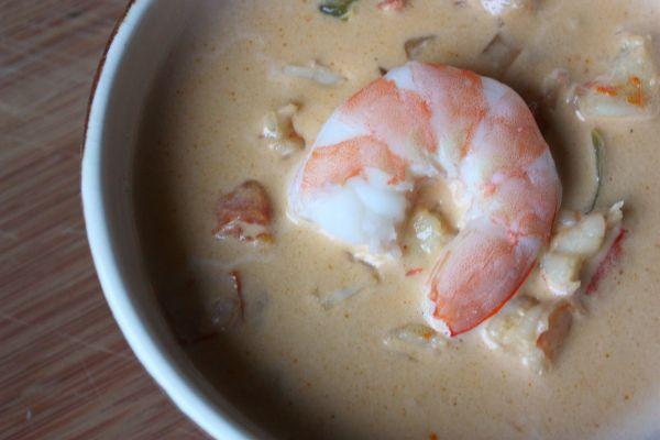 Shrimp Bisque | Getting Healthy | Pinterest