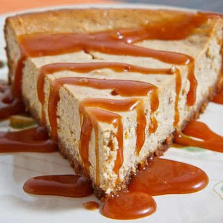 Pumpkin Pie Cheesecake | Desserts | Pinterest