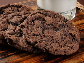 "Totally Chocolate Chocolate Chip Cookies"" from Cookstr.com #cookstr"
