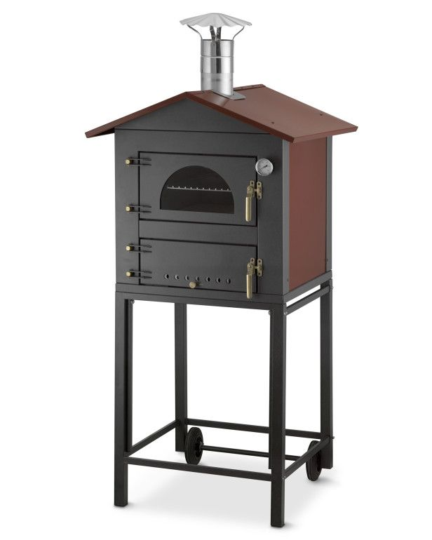 Photo : Fontana Gusto Wood Fired Outdoor Ovens Williams Sonoma Images