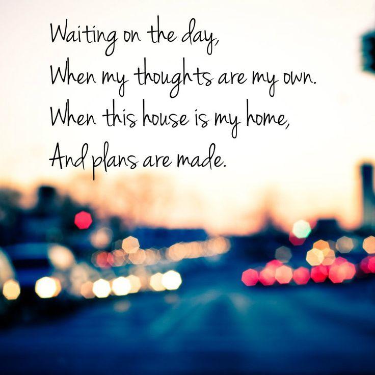 I Love You Quotes John Mayer : John Mayer! #quote Dream a little Dream Pinterest
