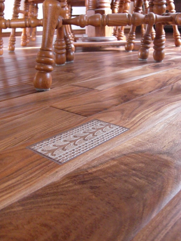 tile wood floor combination bathroom bath flooring
