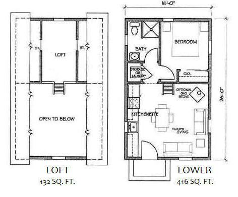 Small House Plan House Design