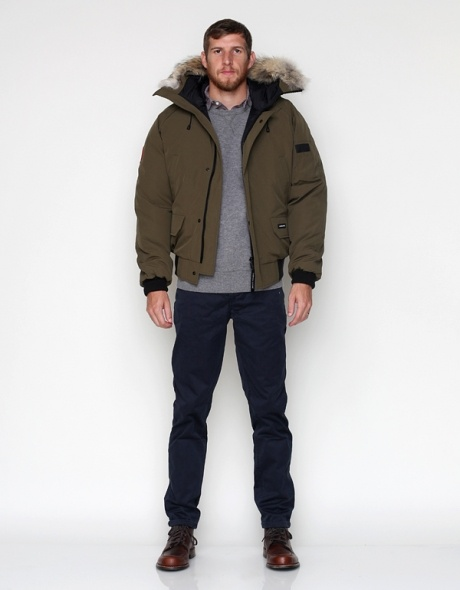 Canada Goose vest outlet store - Authentic Canada Goose Chilliwack Bomber Toronto With Best ...