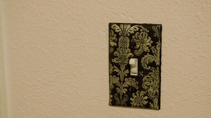 Decorative Light Switch Covers Craft Ideas Pinterest