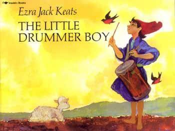Ezra Jack Keats: The Little Drummer Boy | Christmas Books | Pinterest