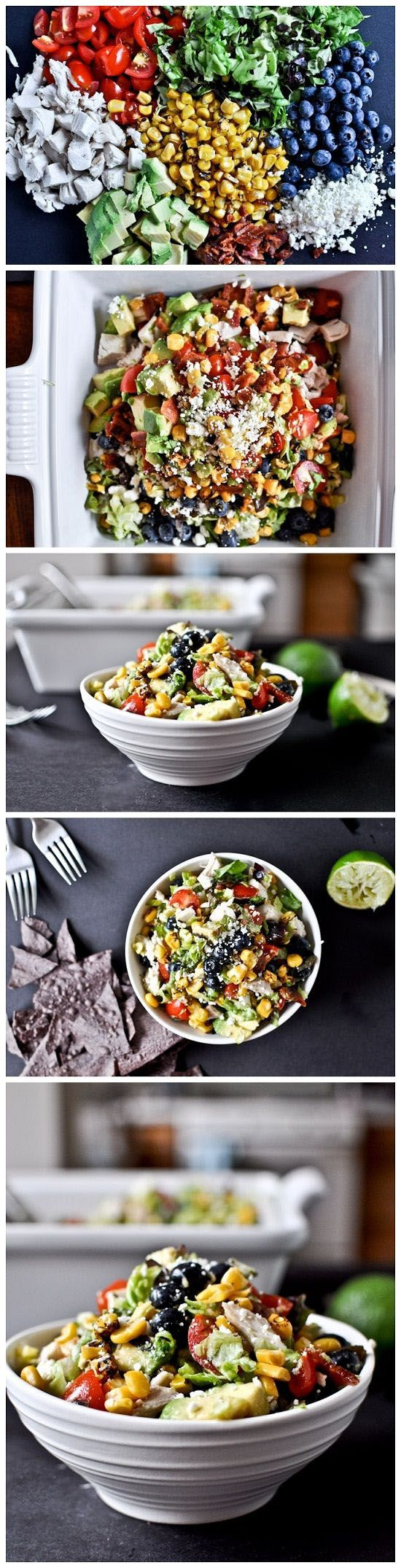 Summertime Chopped Salad