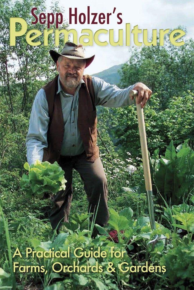 Backyard Permaculture Book : Sepp Holzer Permaculture  Gardening  Pinterest