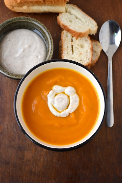 butternut squash soup with garam masala | Recipies to try | Pinterest