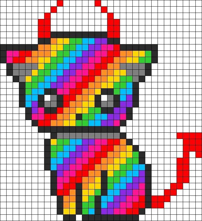 Как создать пиксель арт в картинках