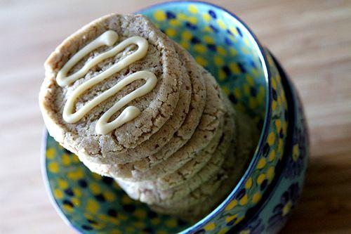 Maple Pecan Shortbread Sandies   Cookies   Pinterest