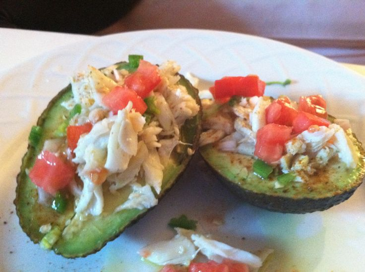 Guacamole With Old Bay And Crab Recipe — Dishmaps