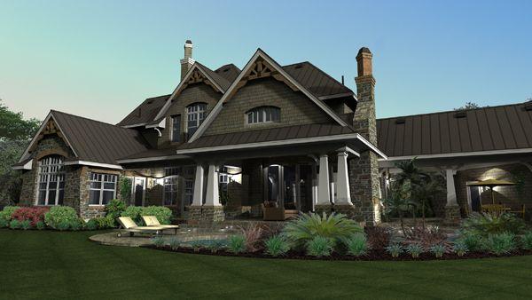 L'Bella Liza House Plan - 2325