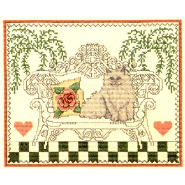 Calico Cat Cross Stitch Patterns