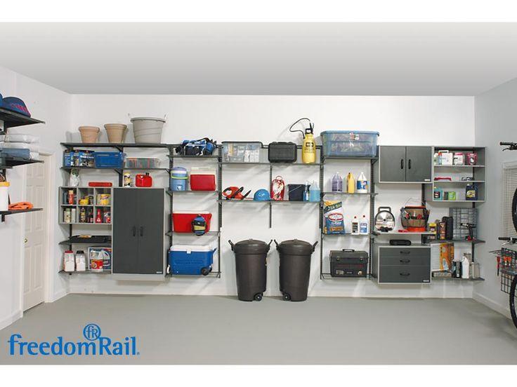 rubbermaid garage organization ideas - Garage Organization Dream Home