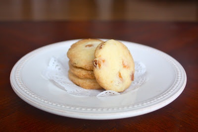 Apricot Shortbread | Yummy ... Cookies | Pinterest