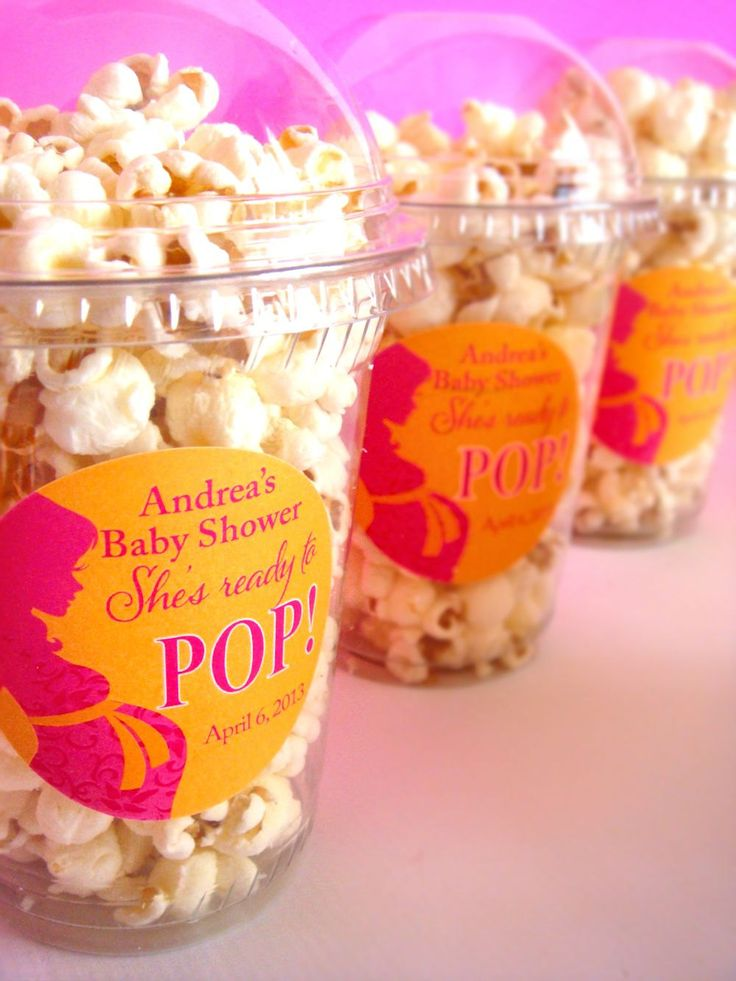 popcorn boxes for baby shower popcorn boxes baby shower ready to pop