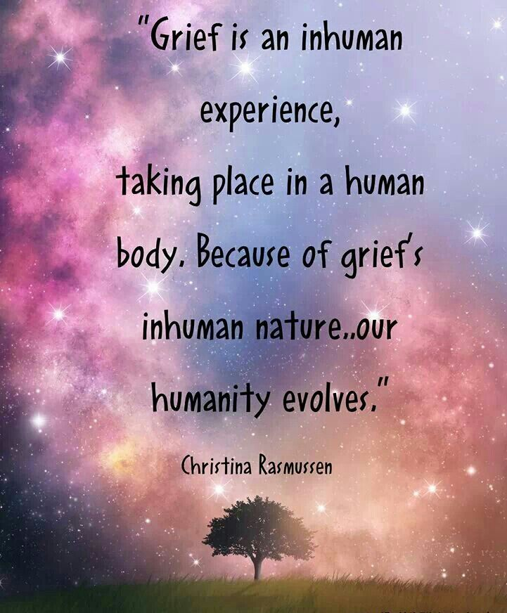 inspirational quotes about grief quotesgram