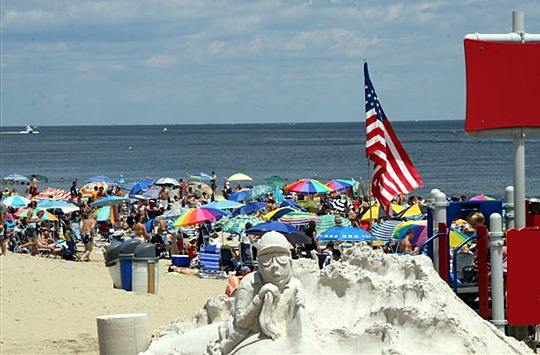jersey shore 4th of july 2014