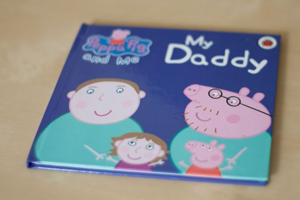 father's day books waterstones