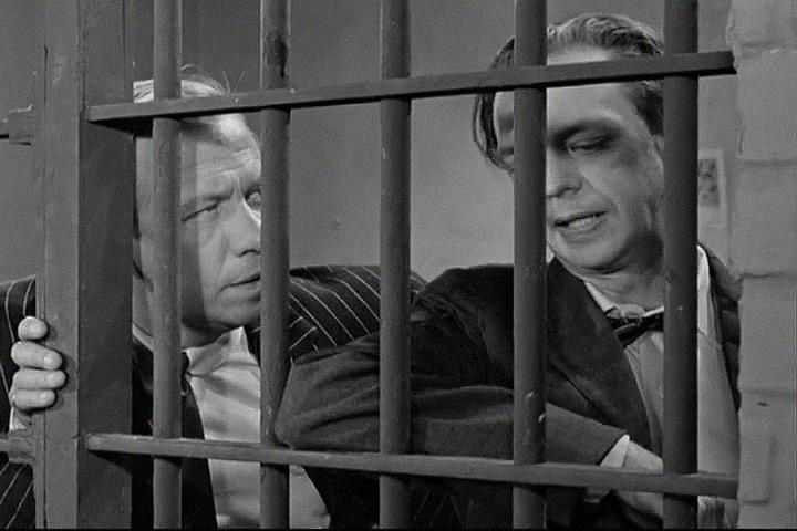 ... Episode 18 Jailbreak (5 Feb. 1962) ,Don Knotts, Allan Melvin