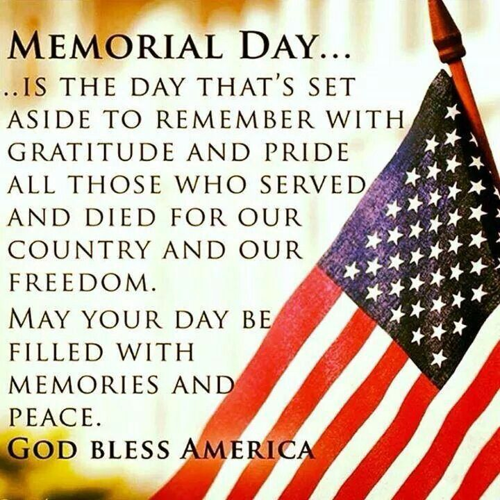 memorial day inspirational poems