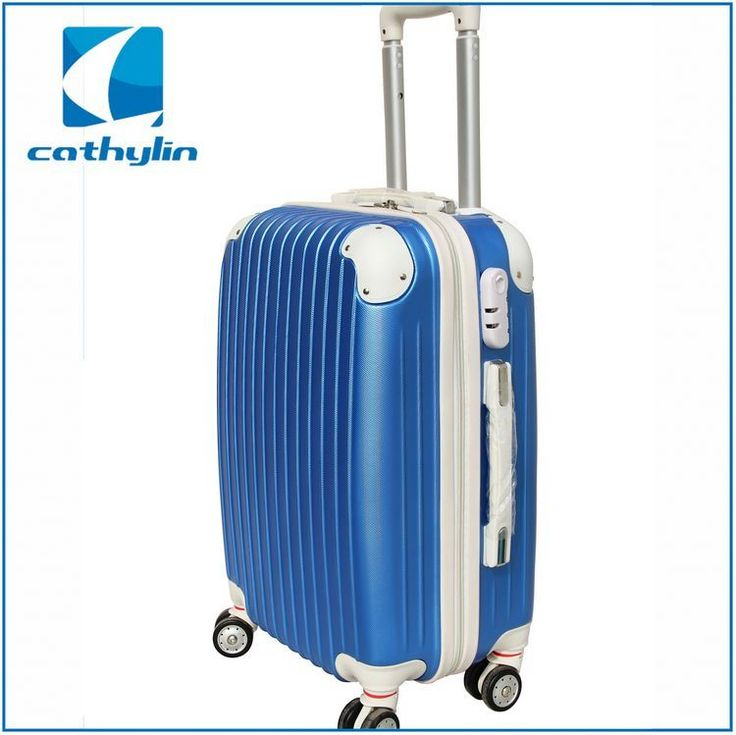 ABS Aluminium Trolley Travel Luggage $11~$20