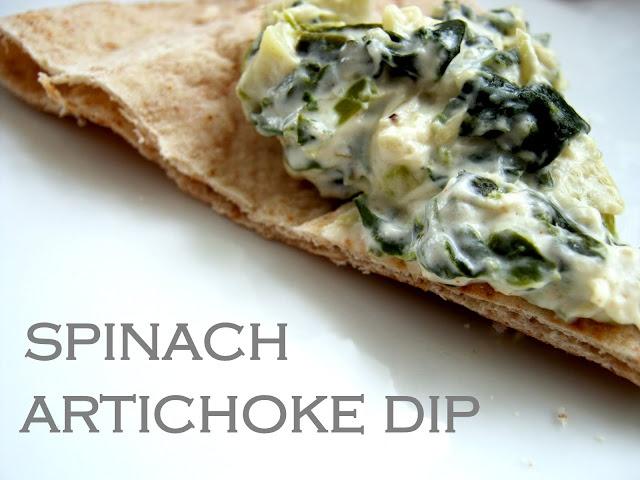 Spinach Artichoke Dip. So good! | Recipes | Pinterest