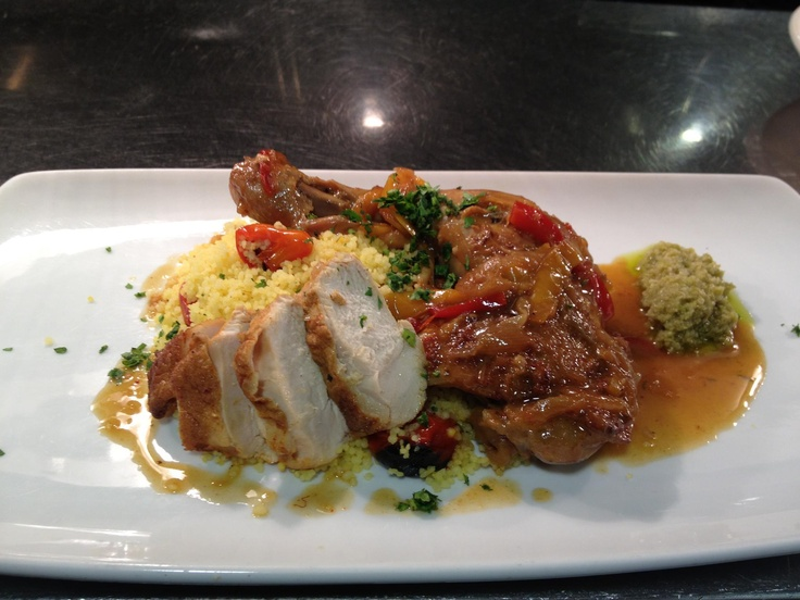 Braised Basque Chicken With Tomatoes And Paprika Recipe ...