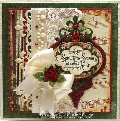 Pinterest for Elegant christmas card ideas